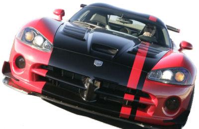 Photo du design extérieur de la Dodge Viper ACR